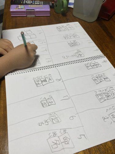 新型コロナウイルスで休校だから、自宅学習で子どもに授業をしてもらう。